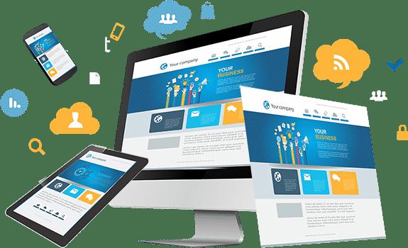 Desenvolvimentos de Website